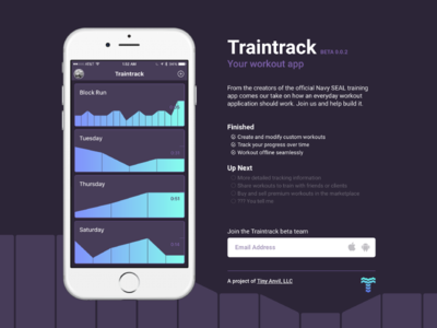 Traintrack Beta