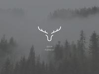 Deer Logo Mark