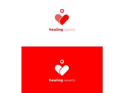 Healing Hearts Logo Design