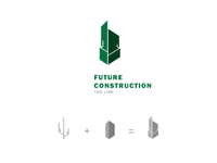 Future Construction Logo Design