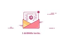 Dribble invitation