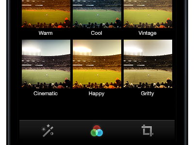 Twitter photo filters filters photos mobile twitter