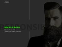 beard style men fashion