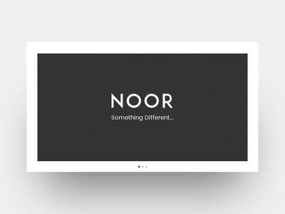 Noor WordPress Theme minimal design shop blog portfolio ux ui web design wordpress theme product