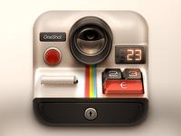 Camera/Shopping iOS Icon