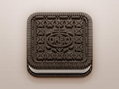 Oreo iOS Icon