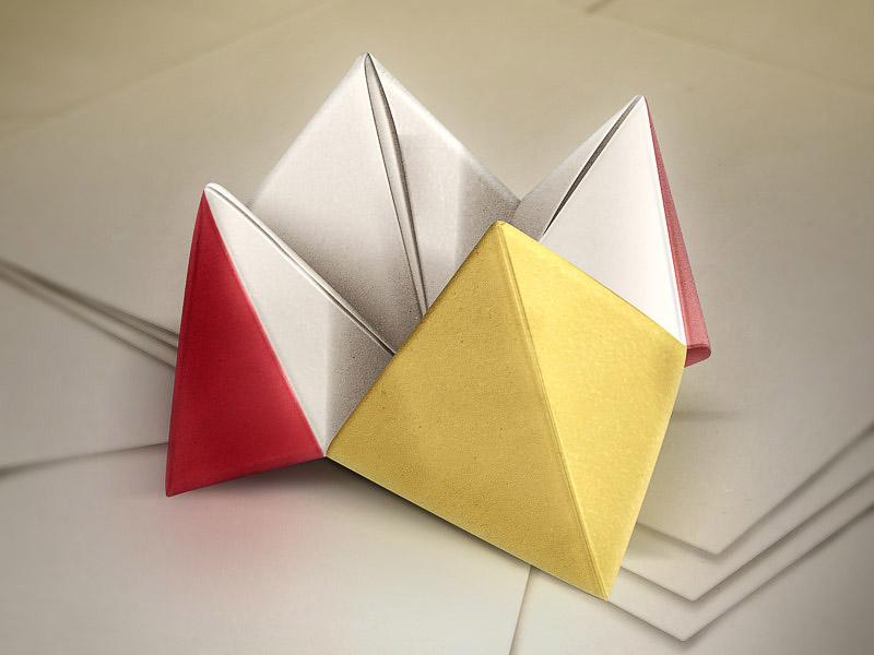 Reveal App Mac Icon reveal mac app icon origami origami fortune teller paper
