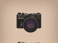 Nikon camera process