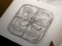 DRYGOODS Sketch Icon