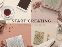 Feminine ed vol 2 start creating