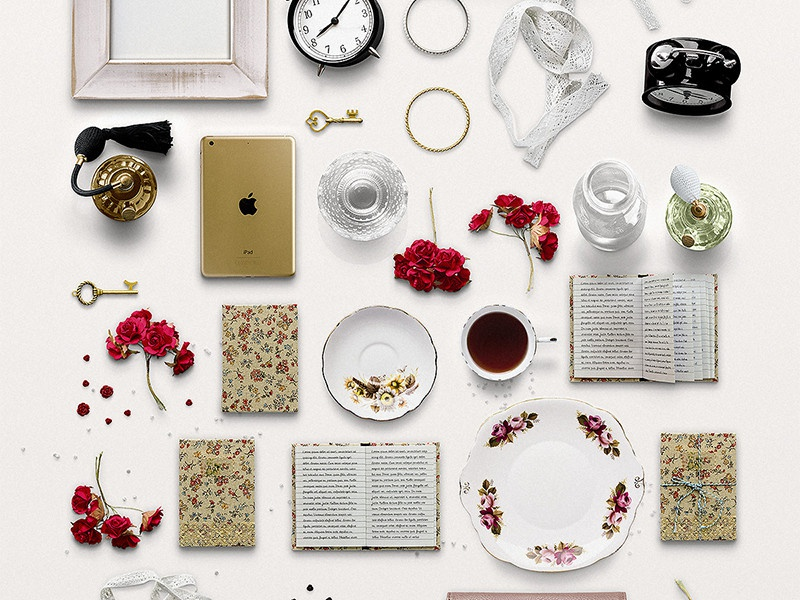 All Items - Feminine Ed. Vol. 2 feminine girl woman tea victorian shabby chic vintage elegant