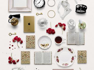 All Items - Feminine Ed. Vol. 2