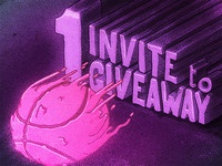 Invite to Giveaway