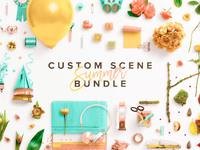 Custom scene summer bundle hres