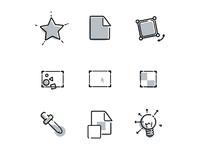 Custom scene icon hres