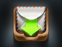 Mail icon hres