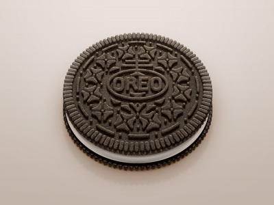 Oreo oreo cookie illustration icon cream biscuit