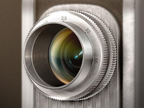 Lens hres