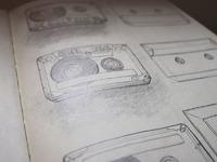 Closeup cassette