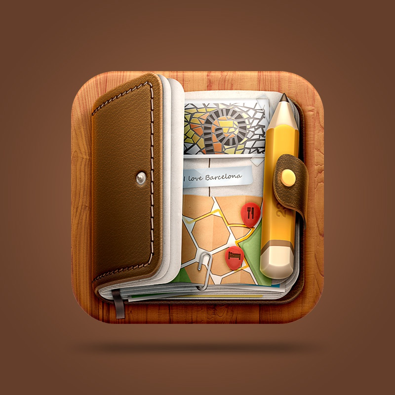 Journal ios icon hres