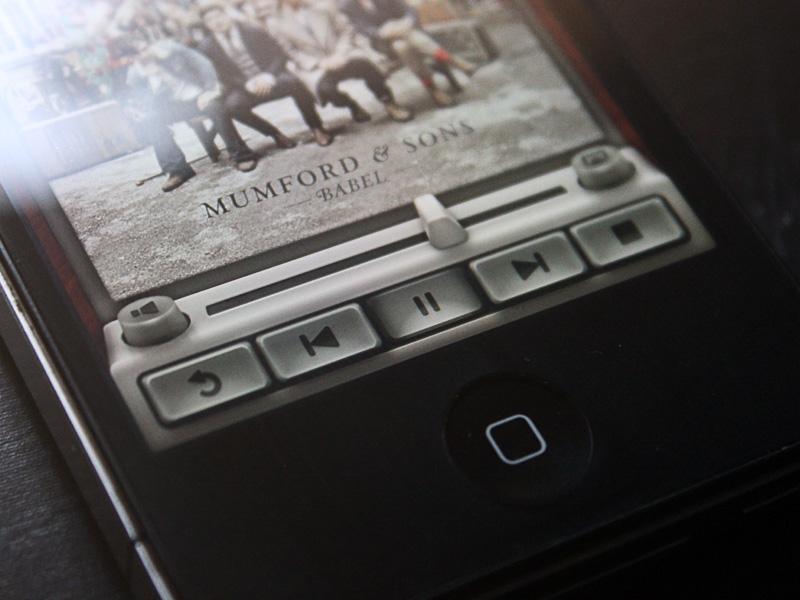 Radio App - Player tutorial app iphone radio button switch player music audio ui interface