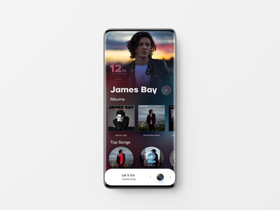 Music+ ARTIST screen vectors uiux typography song photoshop music player music app music illustrator graphic design design app ui ux android app adobe xd