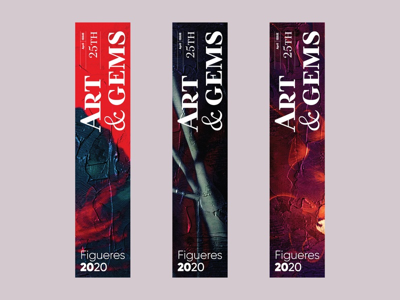 Art & Gems banners banner design photography photoshop typeface brand design design art brand identity identity typography design digital art branding graphic design