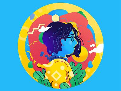 Brand new avatar mascot icon photoshop digital art character design graphic design illustrator branding illustration vectors vector