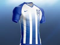 ae423937c19 Frank Sandres Pro · Honduras National Team Away Kit