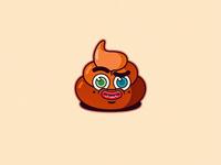 Weirdo Sh*t emoji