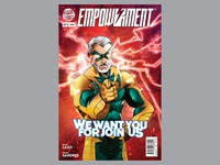 Empowerment Comicbook cover
