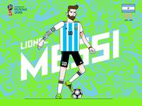 World Cup Cracks: MESSI