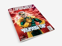 Empowerment Comic Cover