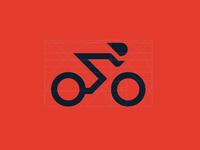 Biking logo exploration