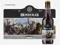 HBCo Beer label, Heroica
