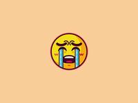 "Weirdmojis: 😭 ""Loudly Crying Face"""
