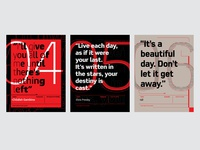"Music ""quotes"" Posters 2"