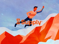 Supply® Illustration Style
