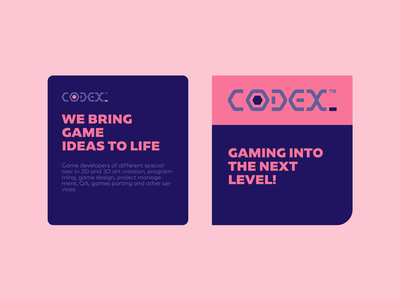 Codex corporate identity 2