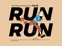 TIN TIN Concept illustration