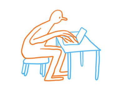 taptaptaptap illustration