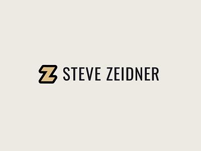 SZ Logo branding sz illustration website zeidner steve z