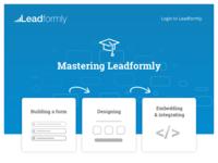 Leadformly Masterclass
