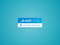 Leadformly Certified Partner Badge
