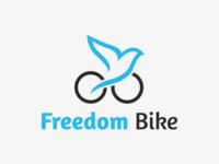 Freedom Bike Logo