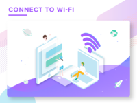 Wi-Fi Network Page