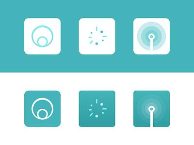 App Icon Exploration app icon app ios mobile branding icon
