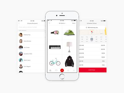 Omni 2.0 mobile ios app omni redesign
