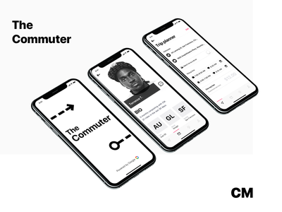 The Commuter - Part 3 uber car sharing driver drive car ride profile account passenger transport carpool commute