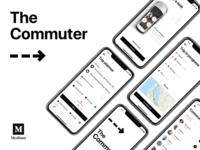 Medium debut — The Commuter